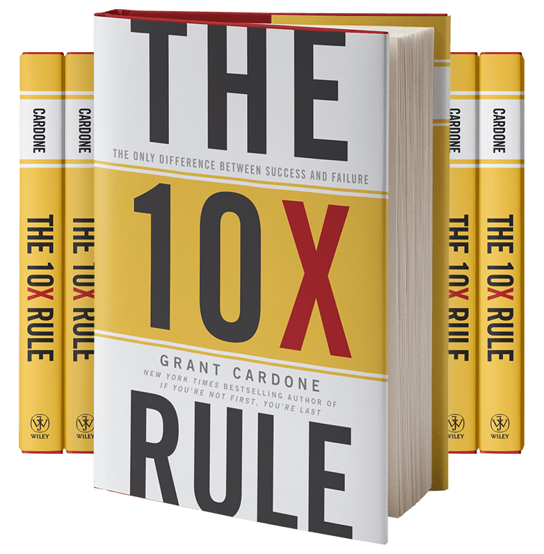 The 10X Rule | Free Book